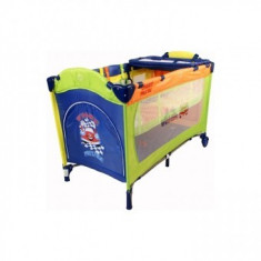 Cumpara ieftin Patut pliabil copii 0-3 ani ARTI MediumGo Rainbow Car