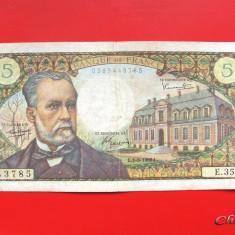 FRANTA  -  5 Francs 1966