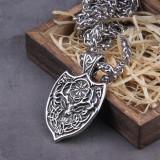 Lant/Lantisor/Colier/Pandantiv celtic viking rock gotic
