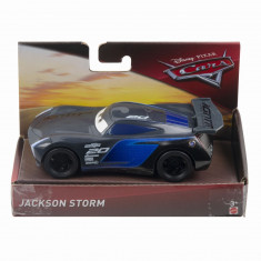 Masinuta Disney Cars Jackson Storm 12 cm