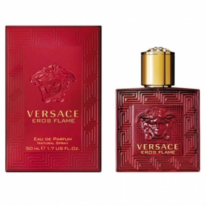 Apa de parfum Barbati, Versace Eros Flame, 30ml