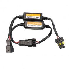 Set 2 anulatoare eroare becuri LED HB3 (9005), HB4 (9006) PREMIUM