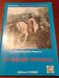 POVESTIRI ISTORICE PETRU DEMETRU POPESCU