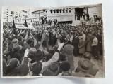 Fotografie istorica de la Congresul Partid.National Crestin din 1936 OCT. GOGA