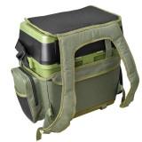 Set cutie scaun Baracuda HS317 + ham/harnasament tip rucsac B23