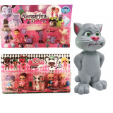 PROMO Set Talking Tom + 5 Figurine LOL + 6 Figurine Vampirina