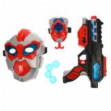 Pistol de jucarie cu sunete, bratara lansator, masca SPACE WEAPON - KT8889F60