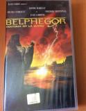 BELPHEGOR , FANTOMA DE LA LUVRU - FILM CASETA VIDEO VHS