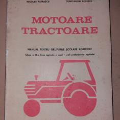 MOTOARE TRACTOARE