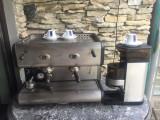 Vand Expresor La San Marco Espresso Machine 85 S-2 Group Sp cu Rasnit