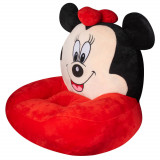 Fotoliu Plus Bebe Minnie Mouse