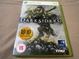 Darksiders, Xbox 360, original, alte sute de titluri, Actiune, 12+, Multiplayer, Thq