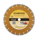 Cumpara ieftin Disc diamantat, taiere marmura, granit, faianta Wert W2711-115, O115x22.2 mm