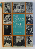 THE STORY OF ART WITH 384 ILUSTRATIONS by E. H. GOMBRICH , 1966