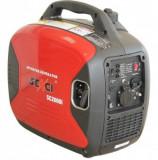 Cumpara ieftin Generator inverter cu motor Yamaha 2kW, Senci SC-2000I