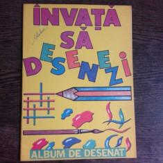 INVATA SA DESENEZI, ALBUM DE DESENAT