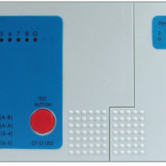 Tester pentru cabluri UTP, USB, IEEE, BNC - 114779
