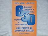 Ghid practic de gramatica engleza-630 de greseli frecvente in limba engleza