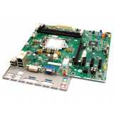 Placa de baza HP Socket 1155, Pentru calculator HP Pro 3400 Tower, Cu shield si cooler