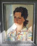 Tablou pictură Nelly Știubei, Portrete, Ulei, Avangardism