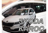 Paravanturi HEKO SKODA KAROQ, dupa 2017 Set fata si spate – 4 buc. by ManiaMall