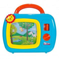 Televizor cu sunete Learning Fun, 18 luni+, Albastru