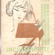 Revista incaltaminte marochinarie 1964 Moda 1989