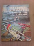 Escadrila Nieuport 3 , jurnal de bord 1916-1917