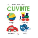 Carte Editura Litera, Prima mea carte. Cuvinte