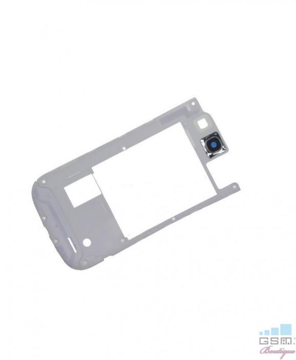 Mijloc Samsung i9301I Galaxy S3 Neo Alb