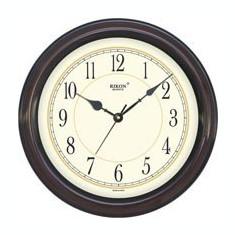 Ceas de Perete RIKON 8351 Brown Ivory