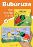 Carte cu papusa de deget - Buburuza | Agnese Baruzzi, ARC