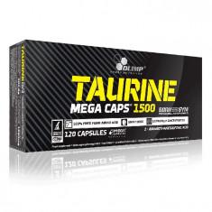 Olimp Taurine 1500 Mega Caps, 120 capsule