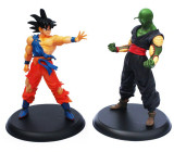 Set figurine Goku Piccolo Super 21 cm anime Dragon Ball