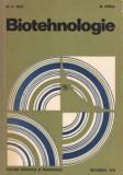 M. D. Nicu - Biotehnologie