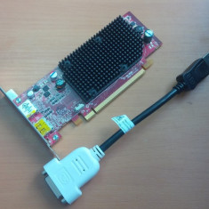 Placa video PC Ati Firemv 2260 256MB +Adaptor