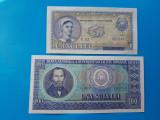 5 Lei 1952- AUNC+ 100 Lei 1966-Romania-OFERTA!