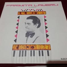 DISC VINIL FARAMITA LAMBRU - ACORDEON