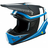 Casca Atv/Cross Moose Racing Rider F1 negru/albastru marime 3XL Cod Produs: MX_NEW 01105744PE