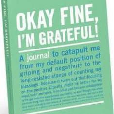 Mini jurnal - Okay Fine, I'm Grateful   Knock Knock