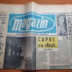 magazin 9 septembrie 1967-interviu agata christie,pietrarii din scheia-vaslui