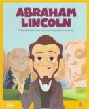Cumpara ieftin Micii Eroi. Abraham Lincoln