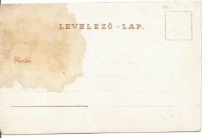(@) carte postala(ilustrata)-OCNA SIBIULUI litografie