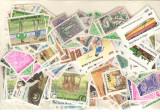 Niger.Lot peste 180 buc. timbre+3 buc. colite stampilate si nestampilate DL.45, America Centrala si de Sud