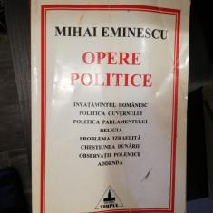Opere Politice de Mihai Eminescu
