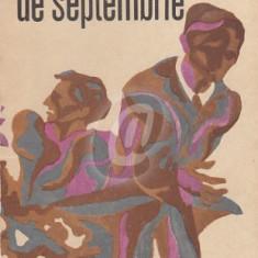 Doua zile de septembrie