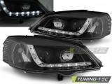 Faruri compatibile cu Opel ASTRA G 09.97-02.04 DAYLIGHT Negru