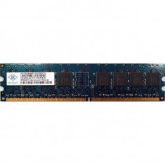 Memorie Server Nanya 1 GB DDR2 PC2-4200U-444-12-B1