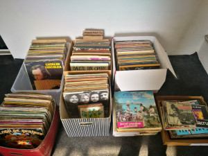 Discuri vinyl muzica rock romanesc. Vinil muzica romaneasca. Progresiv TM,FFN.