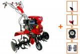 Cumpara ieftin MOTOCULTOR LONCIN LC1200 (2+1) 8CP CU ROTI C. + PLUG + RARITA + ROTI M.